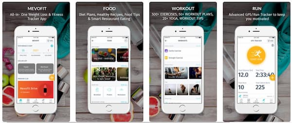 best workout app body building