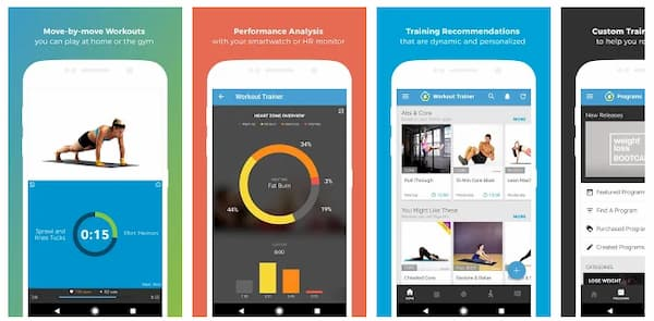 best workout app bodybuilding