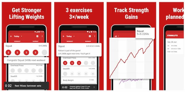 best workouts app