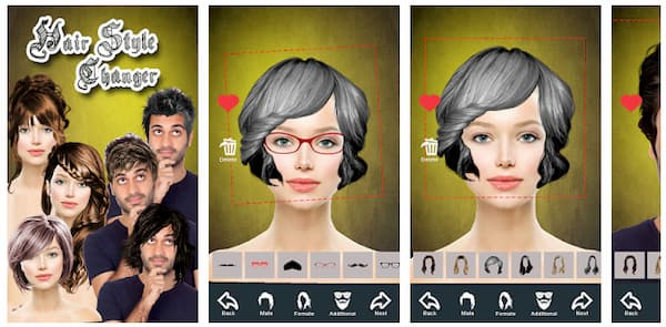 hairstyle app