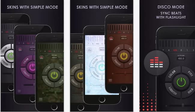 flashlight apps for iphones