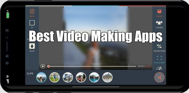 Best Video Making Apps For Android and iOS
