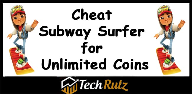 Cheat Subway Surfer for Unlimited Coins copy