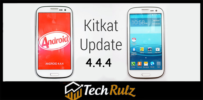 Download and Install Android kitkat 4.4.4