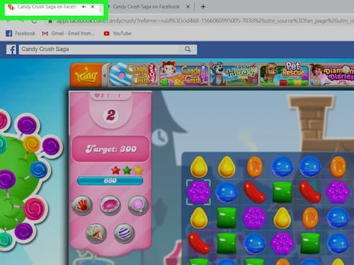 Free Unlimited Lives And Boosters In Candy Crush Saga On Facebook