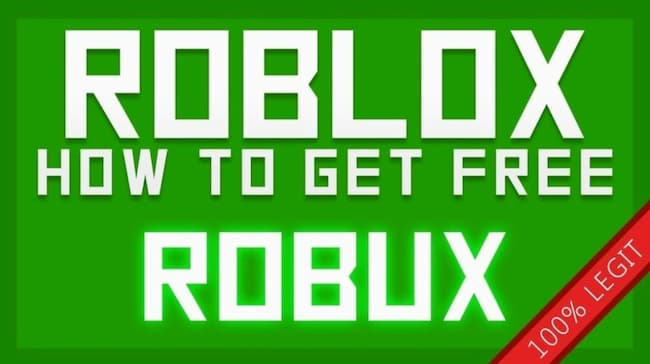 how do you get free robux 2020