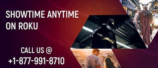 showtime anytime activate for fire stick