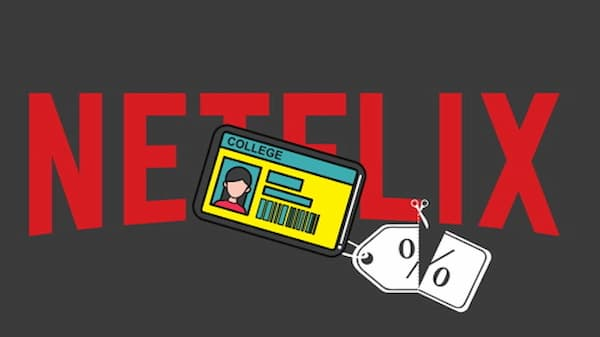 Student discount for netflix