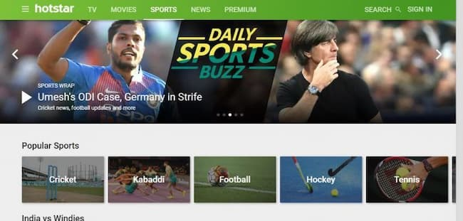 top football streaming sites