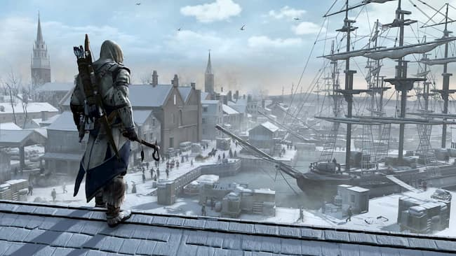 assassin's creed order of games