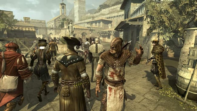 list of assassin's creed games