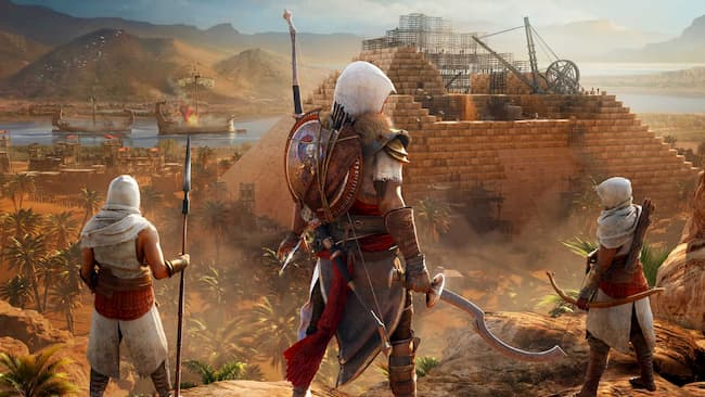 assassin's creed game order list 2021