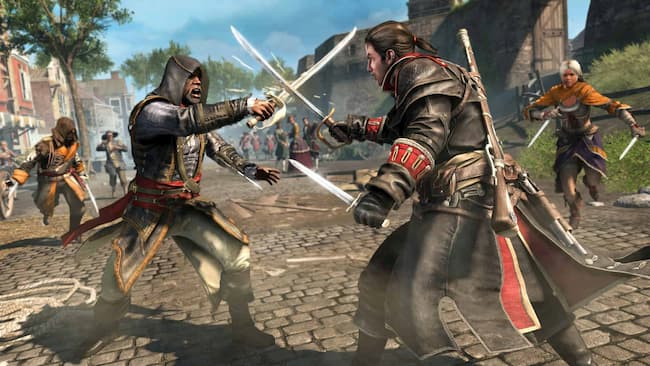 Assassin's Creed game order all