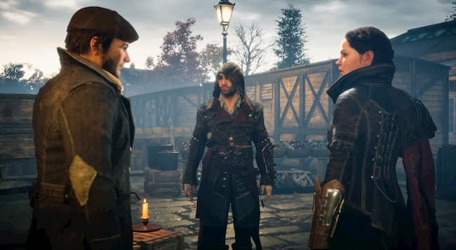 assassin's creed game order 2021