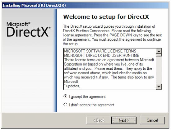 how to fix dx11 feature level 10.0 error