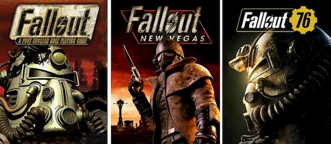 fallout games in order