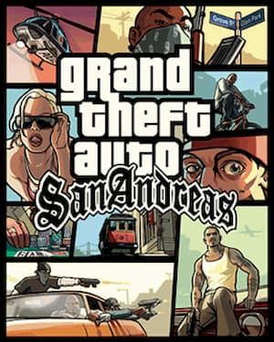gta games in order san andreas