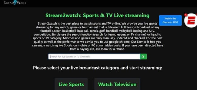 8 best football streaming sites