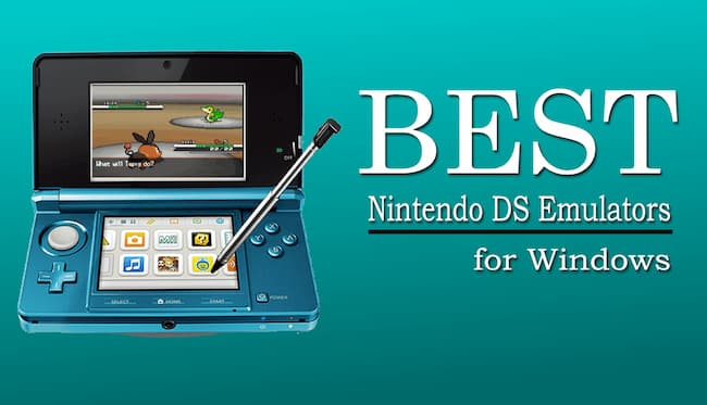 7 Best Nintendo Ds Emulators For Windows 10 Pc Techrulz