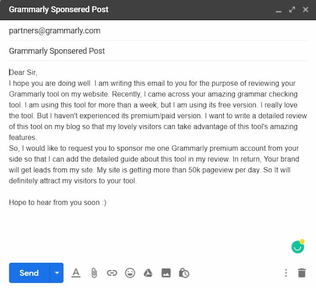 Grammarly student discounts