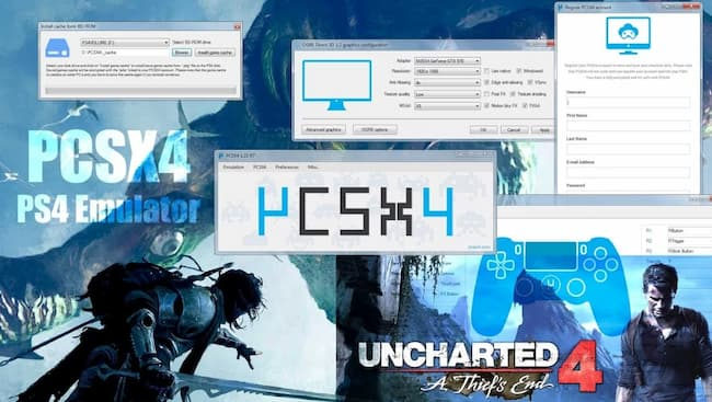 ps4 emulator for pc free download