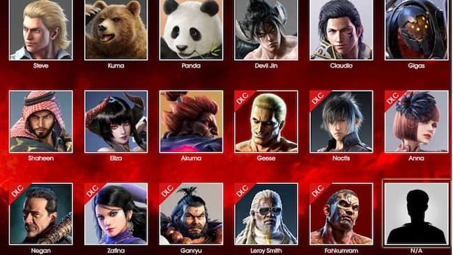 tekken-7-tier-list-2021