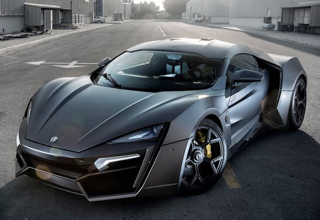 top 10 costly cars in the world