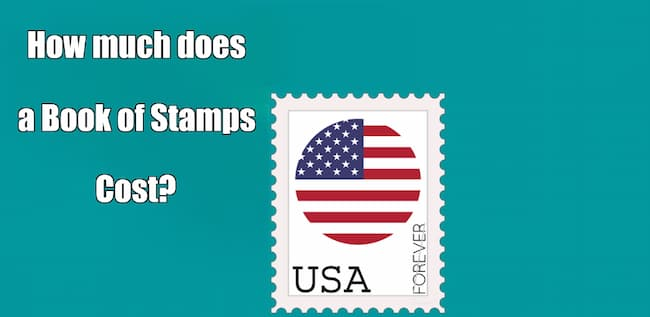 How Much Does a Book of Stamps Cost