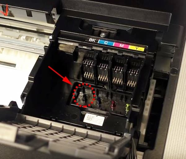 how to fix epson printer ink problem