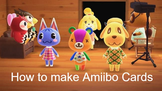How To Make Amiibo Cards [Step-by-Step Guide]