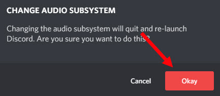 can't hear people in discord