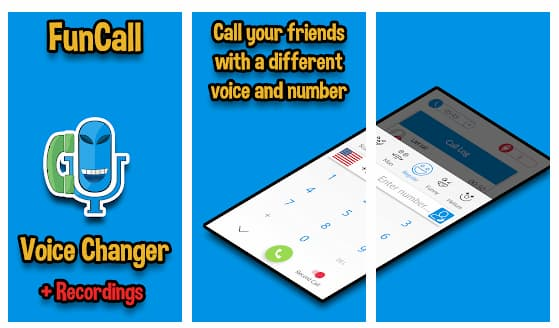 mobile call voice changer software download