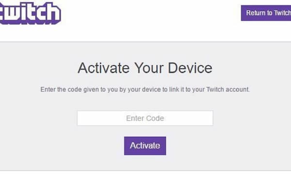 www.twitch.tv activate