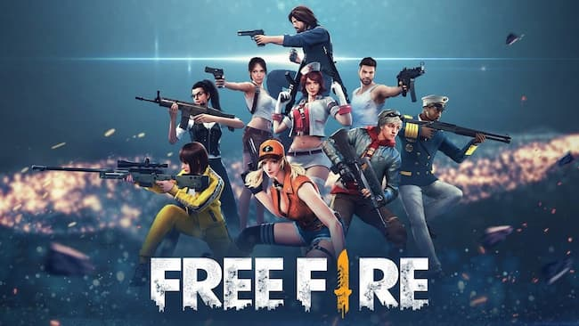 Free Fire names for Girls